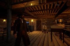Outlaws Charakter